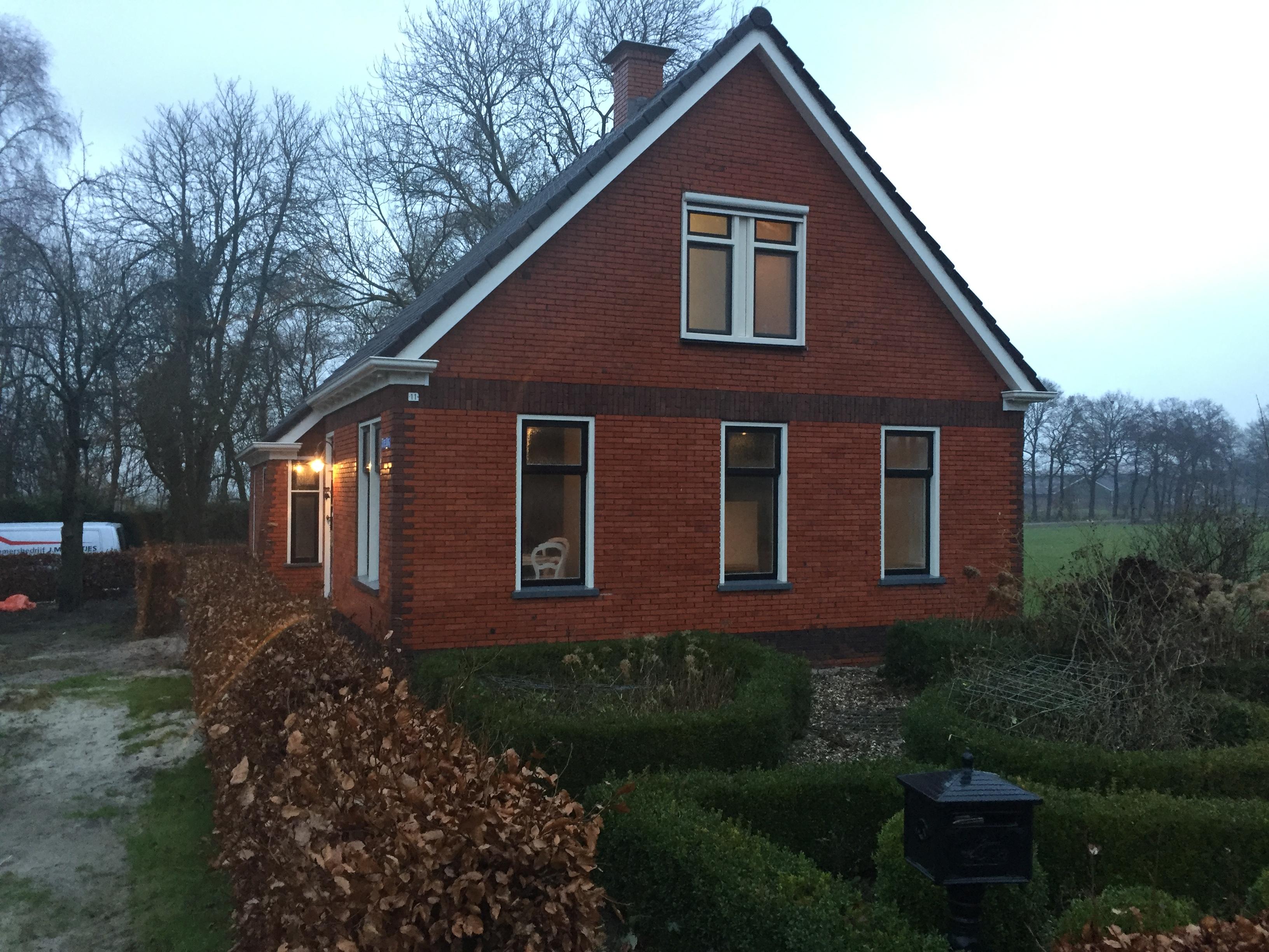 Renovatie en verbouwing woning